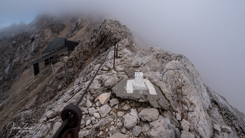 Via ferrata to Zugspitze